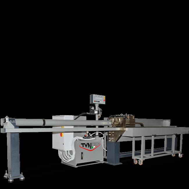 Hydraulic wire-drawing machines